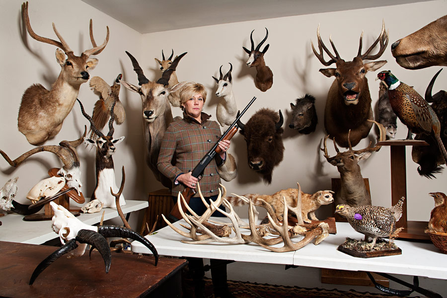 taxidermy collector