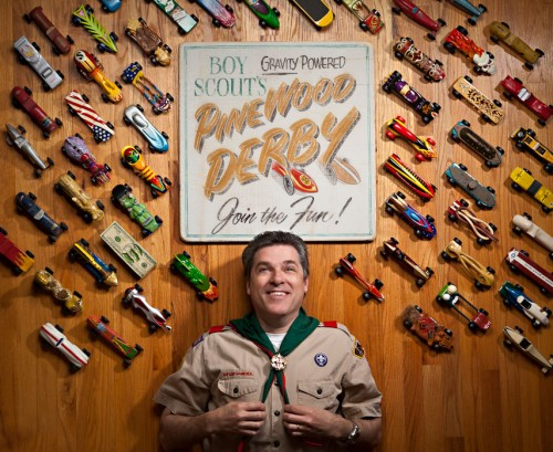 pinewood derby collector